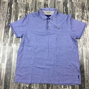 Ted Baker London Polo Mens Size 7